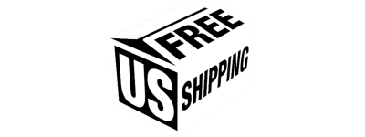 FREE Shipping on all orders in the USA