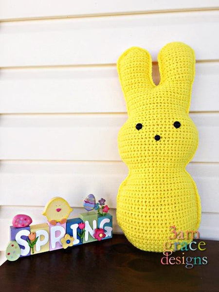 Easter Peep Kawaii Cuddler® Crochet Pattern