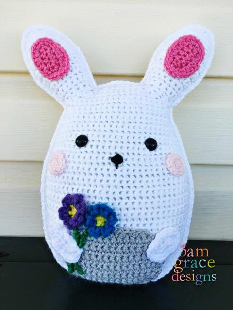 Bunny Kawaii Cuddler™ Crochet Pattern