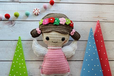 Angel Kawaii Cuddler® Crochet Pattern