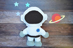 Astronaut Kawaii Cuddler® Crochet Pattern