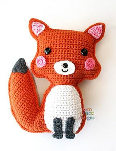 Fox Kawaii Cuddler® Crochet Pattern