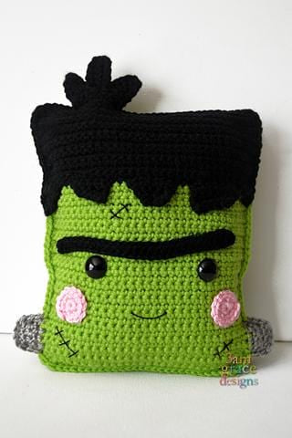 Frankenstein Kawaii Cuddler® Crochet Pattern