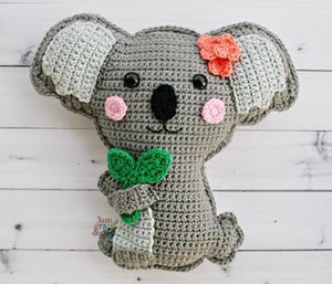 Koala Kawaii Cuddler™ Crochet Pattern