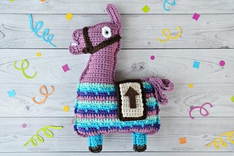 Loot Llama Kawaii Cuddler® Crochet Pattern
