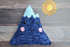 Mountain Kawaii Cuddler™ Crochet Pattern