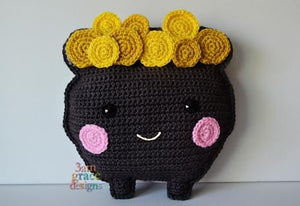 Pot O' Gold Kawaii Cuddler™ Crochet Pattern