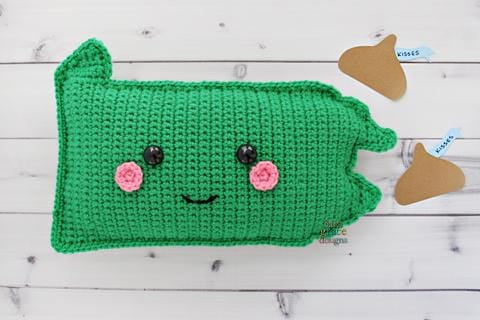State of Pennsylvania Kawaii Cuddler® Crochet Pattern