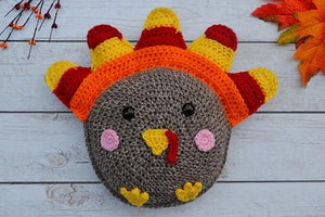 Turkey Kawaii Cuddler™ Crochet Pattern