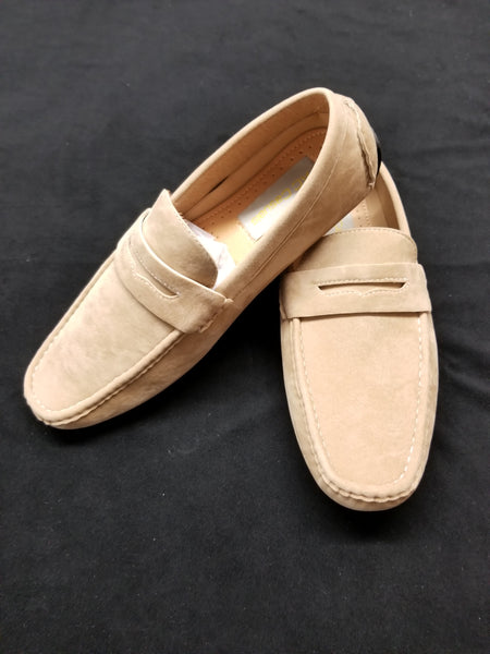 AC Casuals Men's Natural Fashion Slip On Loafers Shoes