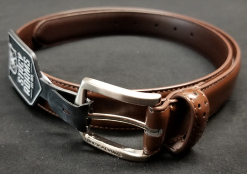 Stacy Adams Brown Men's Fashion Leather Belts