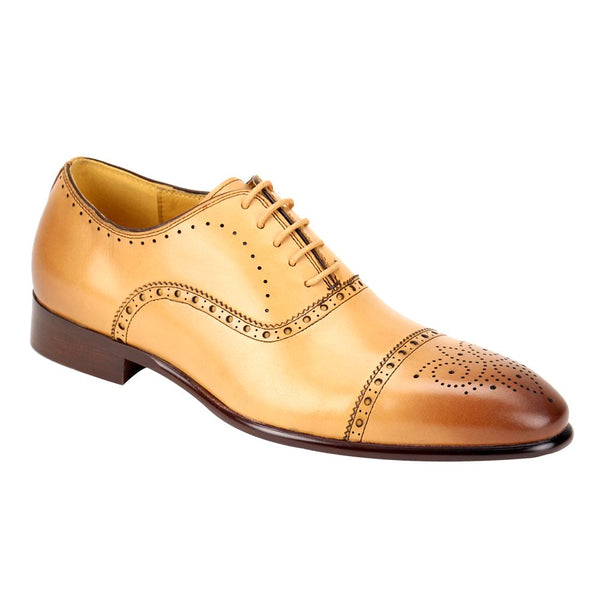 GIOVANNI CARLO LATTE MEN'S DRESS SHOES