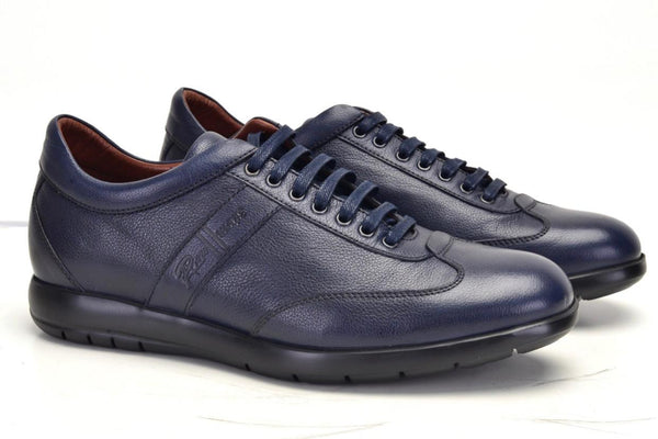 RAW IIMAGE NAVY (CLASSIC BARBER) SHOES