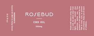 350mg CBD Oil