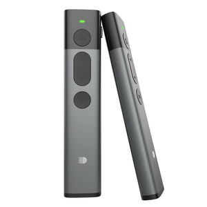 Doosl Metal Presentation Remote for Business with Green Laser