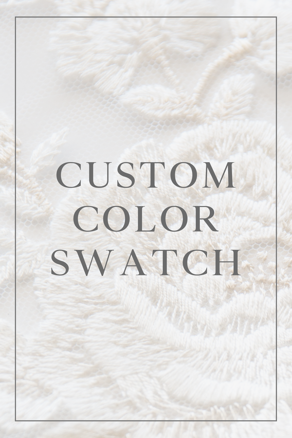 Custom Color Swatch
