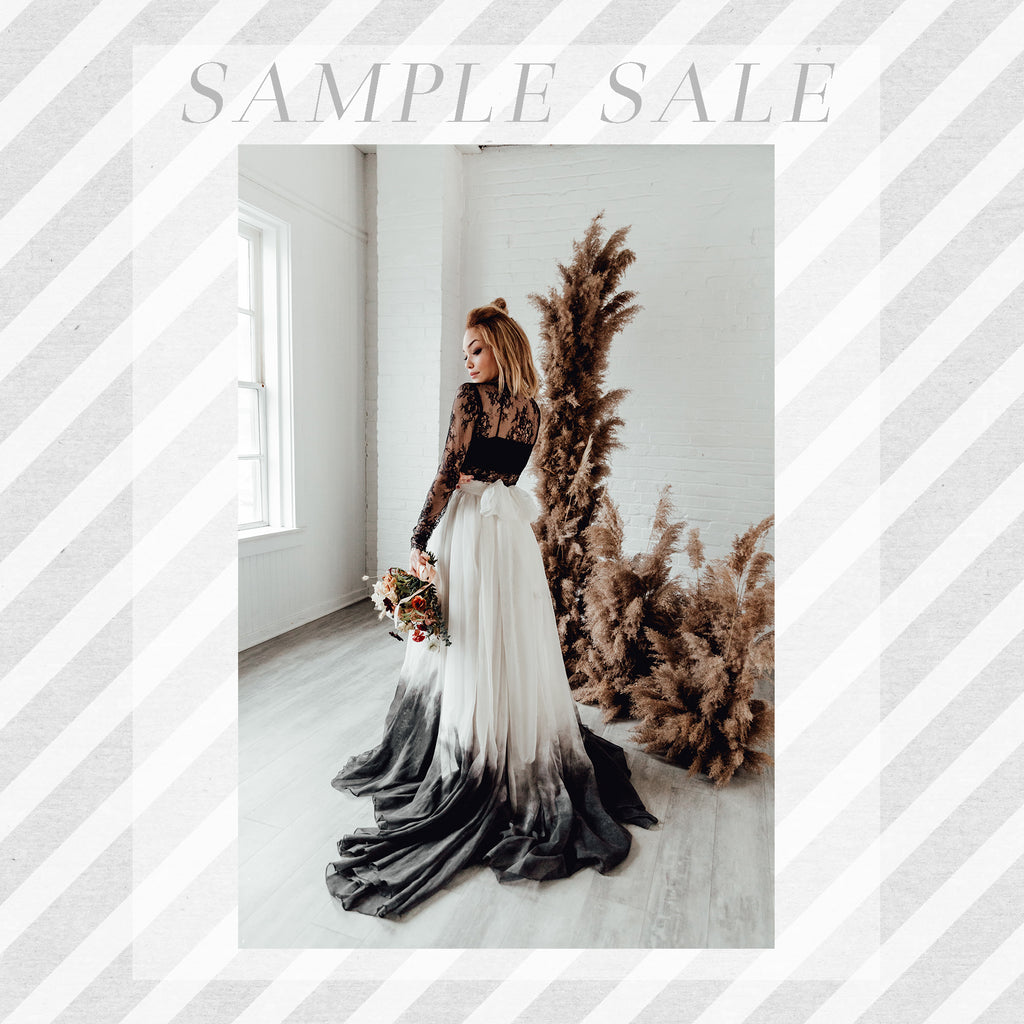 SAMPLE SALE: Cordelia Skirt in Caviar