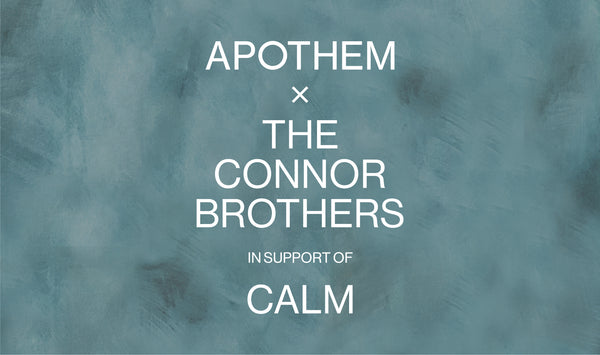 Inside the collab: The Connor Brothers