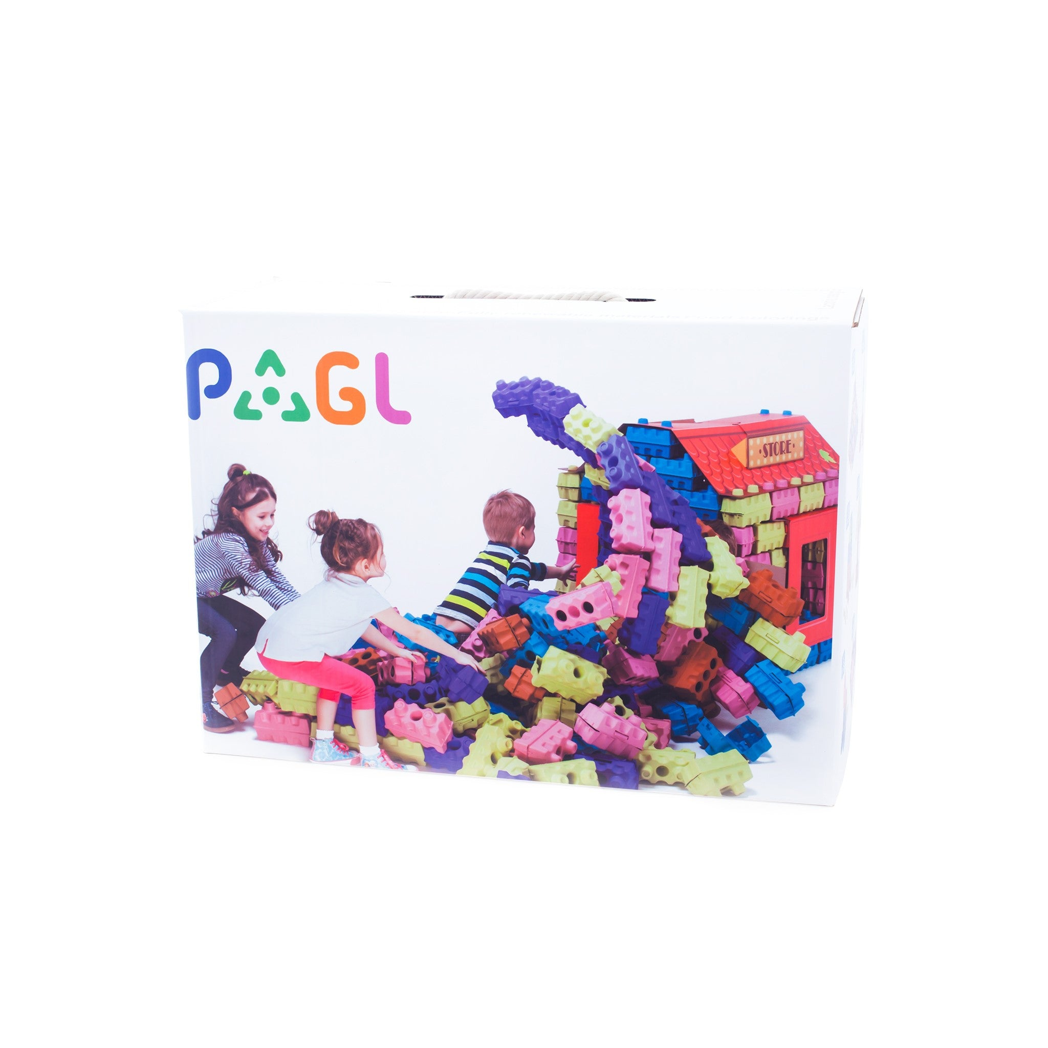 PAGL construction sets easy to fold to store or transport.