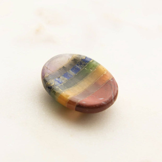 Chakra Worry Stone Tiny Rituals Shop Jupiter Goods
