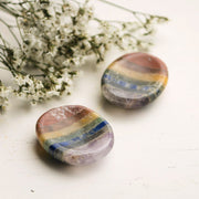 Chakra Worry Stone Energy Tiny Rituals Shop Jupiter Goods