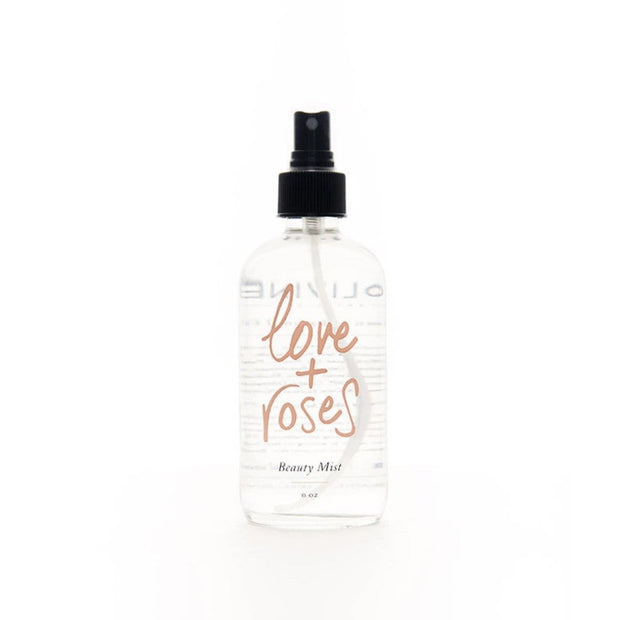 Love and Roses Beauty Mist Softer Skin and Hair by Olivine Atelier Shop Jupiter Goods