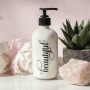 You Are Beautiful Unscented Lotion by Olivine Atelier Shop Jupiter Goods