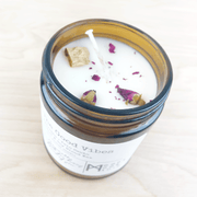 All the Good Vibes Herbal Soy & Coconut Candle