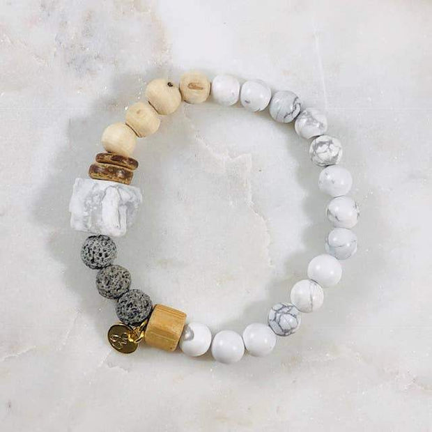Be Calm Stacking Bracelet