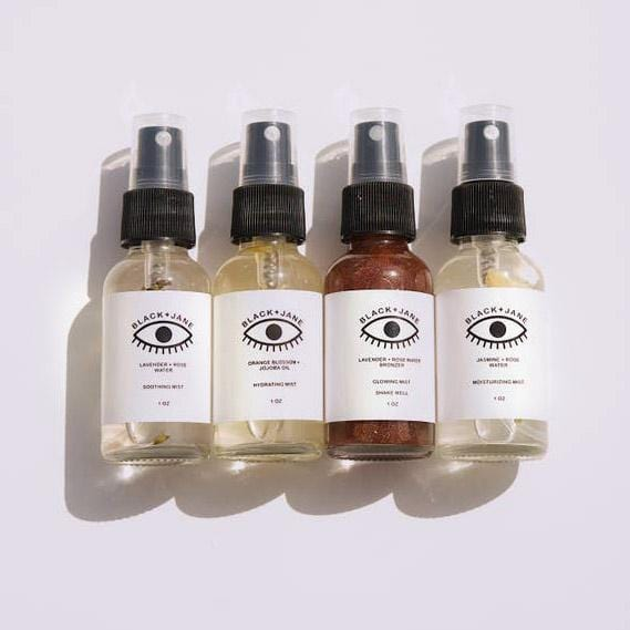 Refreshing Botanical Facial Toner Mists Black and Jane Shop Jupiter Goods