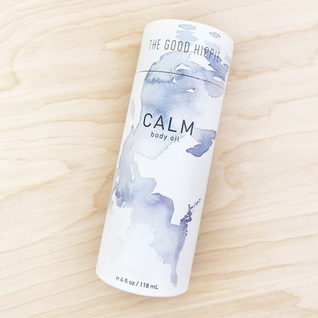 Calm Body Oil