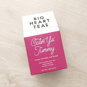 Calm Yo' Tummy Tea