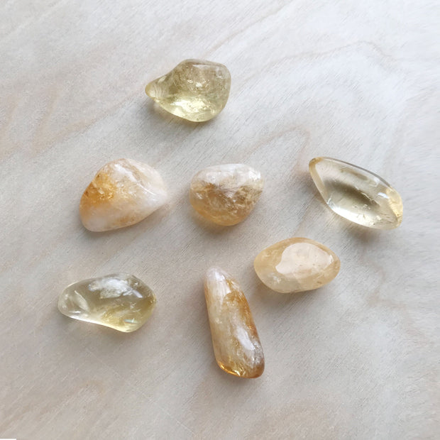 Citrine ~ The Sunshine / Happy Stone