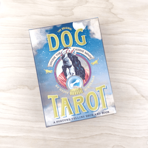 Dog Tarot ~ Divine the Canine Mind