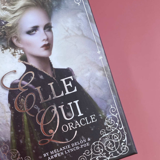 "Elle Qui ""She Who"" Oracle ~ Magnificent Women of Compassion & Wisdom"