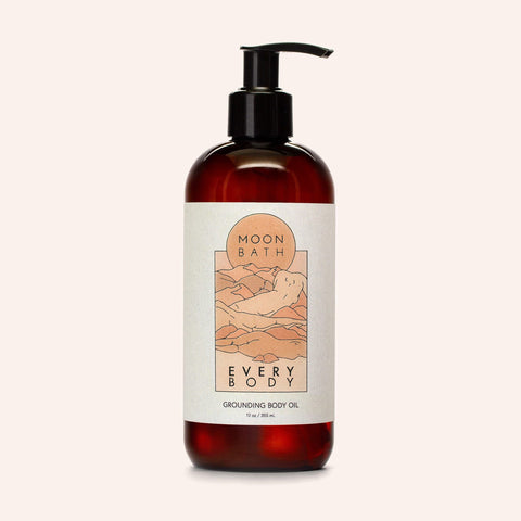 Every Body ~ Grounding Body Oil