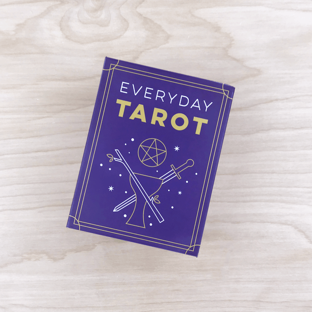 Everyday Tarot Mini Deck by Brigit Esselmont Shop Jupiter Goods