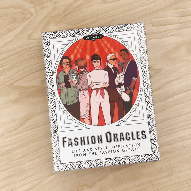 Fashion Oracles Life and Style Inspiration from the Fashion Greats Shop Jupiter Goods