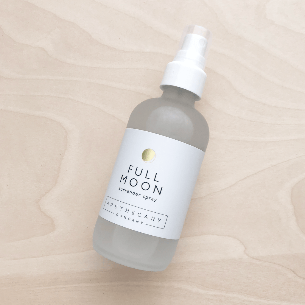 Full Moon Surrender Spray