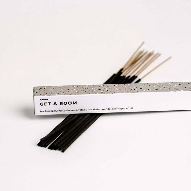 Get a Room Sultry Incense Sticks Black Pepper and Vetiver Pritti Cool Shop Jupiter Goods