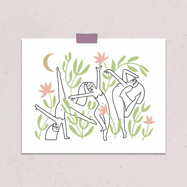 Girls Gone Wild Art Print