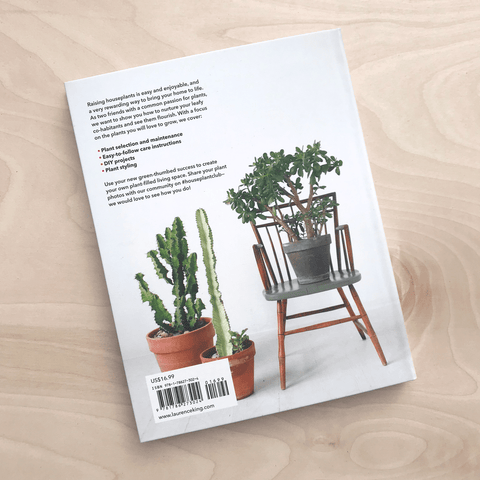 How to Raise a House Plant and Make it Love You Back by House Plant Club Indoor Plant Experts Morgan Doane and Erin Harding Shop Jupiter Goods