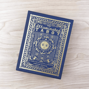 The Illuminated Tarot Playing Card Deck and Guide Book by Caitlin Keegan Shop Jupiter Goods