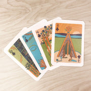 The Illuminated Tarot 53 Card Playing Card Deck and Guide Book Elightening by Caitlin Keegan Shop Jupiter Goods