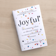 Joyful Ordinary Things Inspiring Happiness Book by Ingrid Fetell Lee Books We Love Library Shop Jupiter Goods