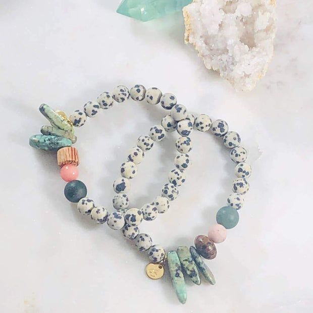 Joy Stacking Bracelet
