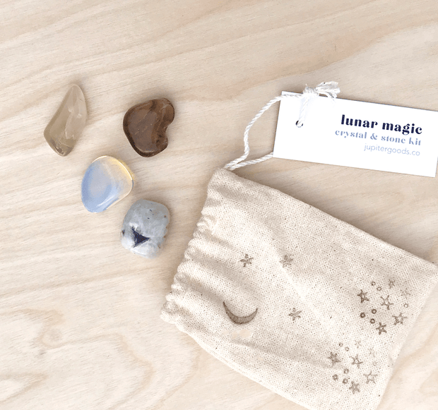 Lunar Magic Mini Crystal & Stone Kit