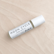 Moon Cycle Mensural Cramp Relief Oil Clary Sage Essential Oil Rose Quartz Crystal Apothecary Company Shop Jupiter Goods