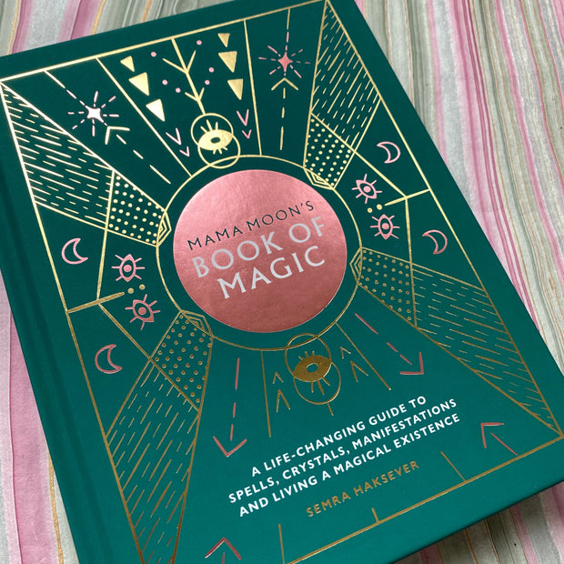 Mama Moons Book of Magic A life Changing Guide to Crystals by Semra Haksever Shop Jupiter Goods