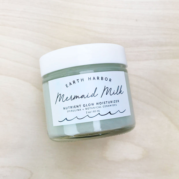 Mermaid Milk ~ Nutrient Glow Moisturizer